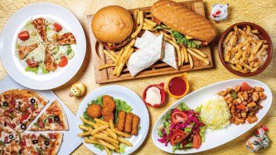 hrana - food in serbian
