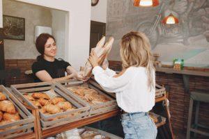 pekara - bakery in serbian