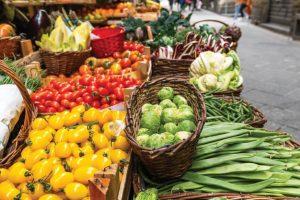 pijaca - market in serbian