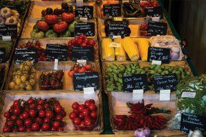 piljarnica - greengrocer shop in serbian