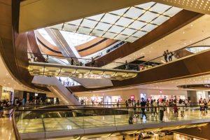 tržni centar - shopping mall in serbian