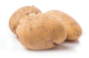 krompir - potato in serbian