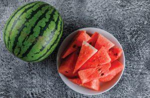 lubenica - watermelon in serbian